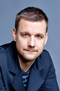 Tobias Schlegl, Foto: Thomas Leidig