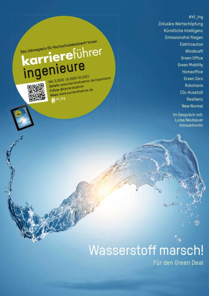 Cover karriereführer ingeniuere 2-2020