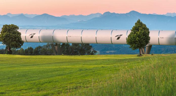 Foto: TUM Hyperloop