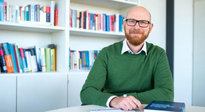 Prof. Dr. Ing. Markus König, Foto: RUB, Kramer