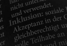 Inklusion Sprache, Foto: AdobeStock/Zerbor