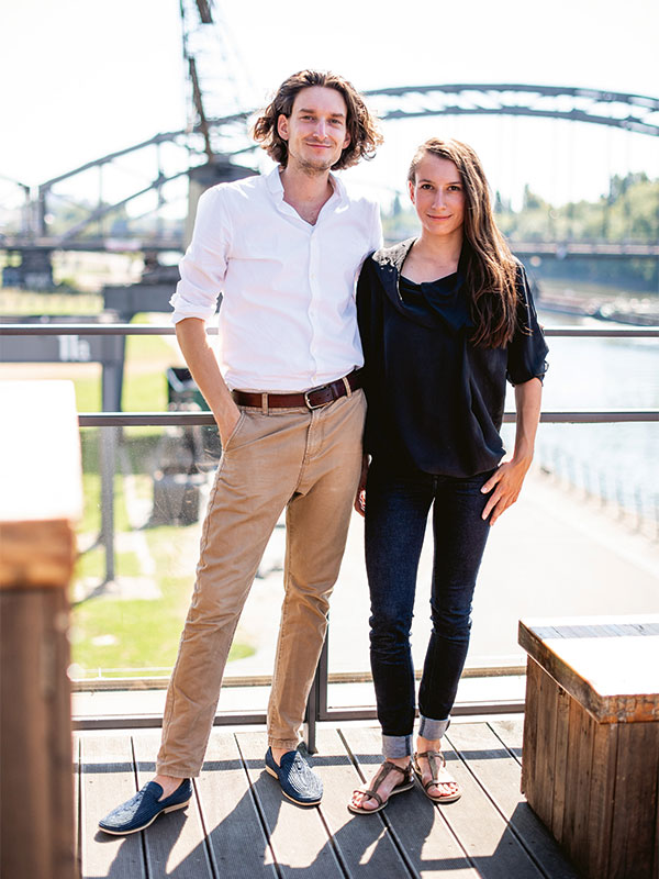 Jule Bosch, Lukas Y. Bosch, Foto: Abbi Wensyel