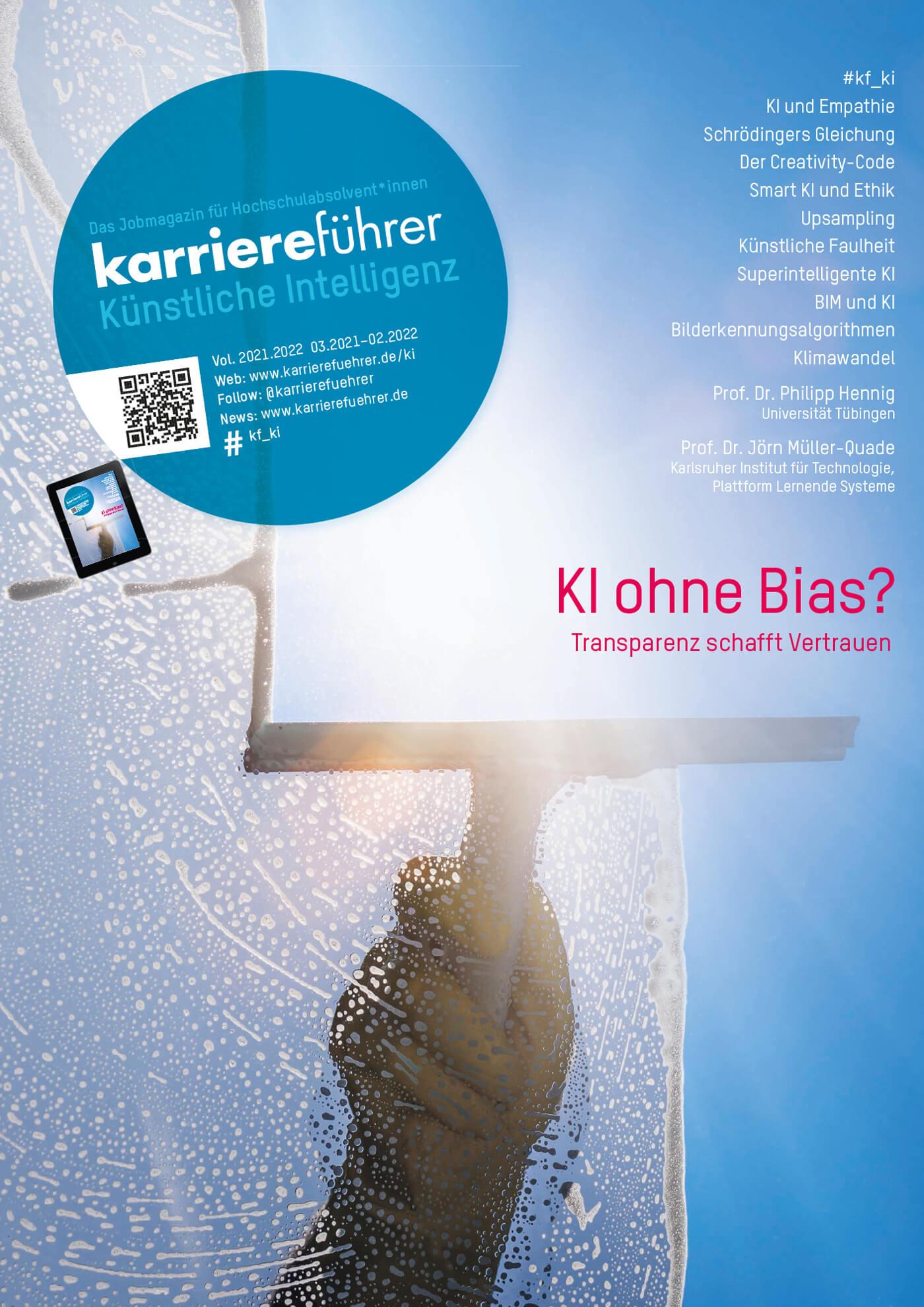 cover karrierefuehrer kuenstliche intelligenz 2021-2022