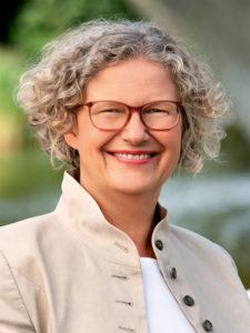 Claudia Kessler, Geschäftsführerin der Astronautin GmbH, Foto: Jörg Klampäckel