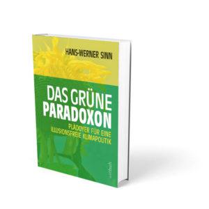 Cover das grüne Paradoxon