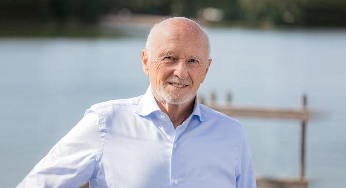 """Der Unternehmer Dirk Rossmann hat den Öko-Thriller """"Der neunte Arm des Oktopus"""" geschrieben, Foto: Dirk Rossmann GmbH"""