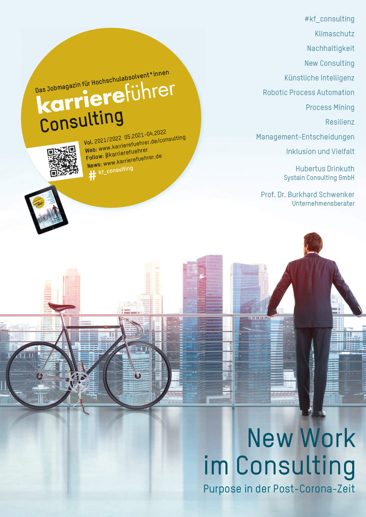 cover karrierefuehrer consulting 2021-2022