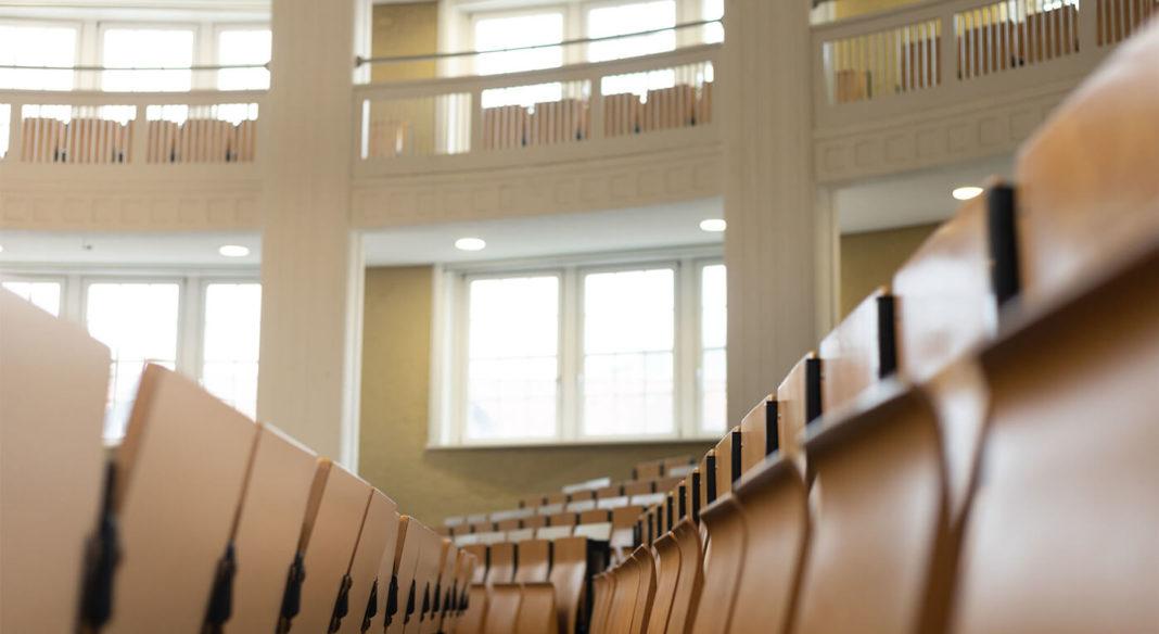 Hörsaal, Foto: UHH/Lutsch