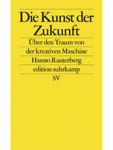 Cover Die Kunst der Zukunft