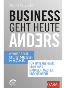 Cover Business geht heute anders